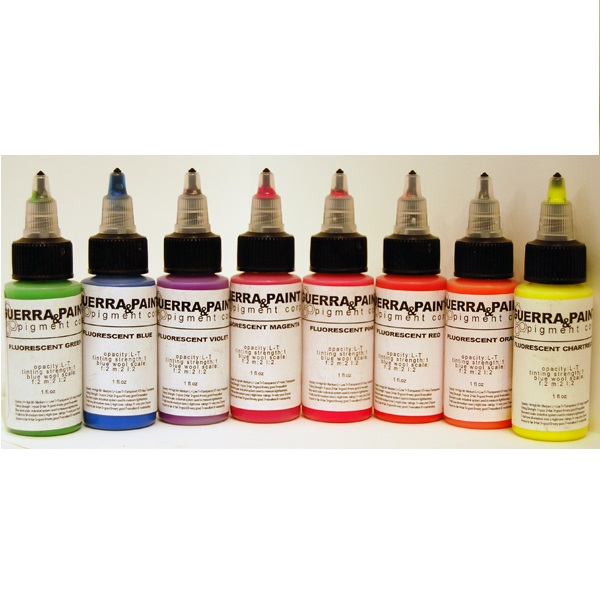 Fluorescent Dispersion Tint Kit
