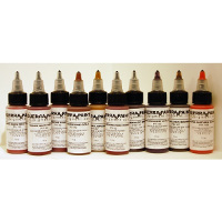Rare Transparent Pigments Tint Kit