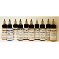 Traditional and Earth Colors Tint Kit - Click Image to Close