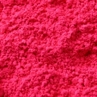 Fluorescent Neon Red 2 oz Dry
