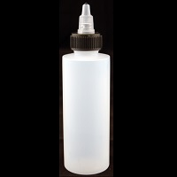 Squeeze Bottle 4oz - Click Image to Close